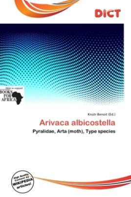 Arivaca albicostella