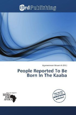 People Reported To Be Born In The Kaaba