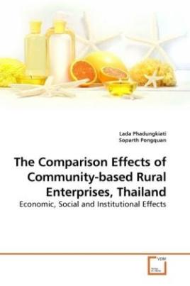 The Comparison Effects of Community-based Rural Enterprises, Thailand