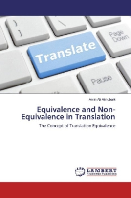 Equivalence and Non-Equivalence in Translation
