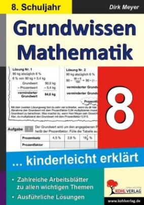 Grundwissen Mathematik 8. Schuljahr