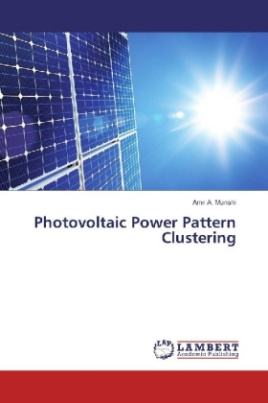 Photovoltaic Power Pattern Clustering