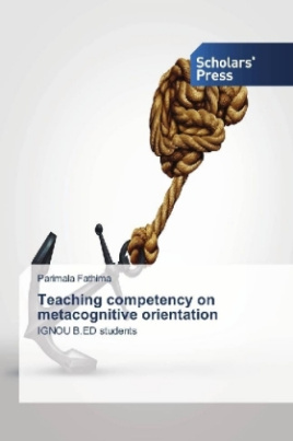 Teaching competency on metacognitive orientation