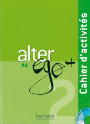 Cahier d'activités - Arbeitsbuch, m. Audio-CD