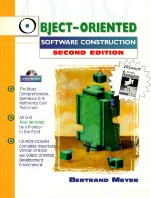 Object-Oriented Software Construction, w. CD-ROM
