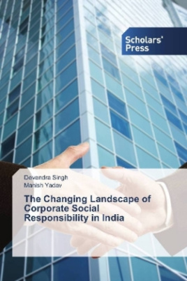 The Changing Landscape of Corporate Social Responsibility in India