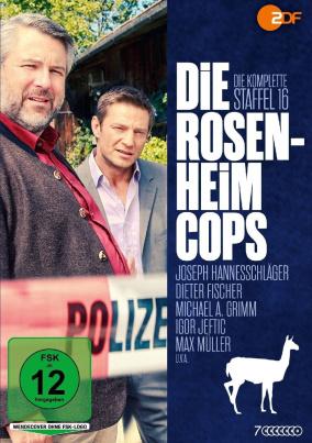 Die Rosenheim-Cops - Die komplette 16.Staffel