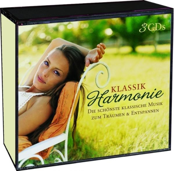 klassik harmonie die sch nste klassische musik zum tr umen und entspannen. Black Bedroom Furniture Sets. Home Design Ideas