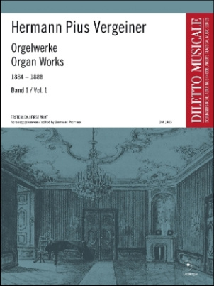 Orgelwerke 1884 - 1888. Bd.1