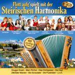 Flott aufg´spielt mit der Steirischen Harmonika