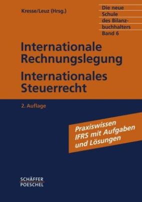 Internationale Rechnungslegung, Internationales Steuerrecht