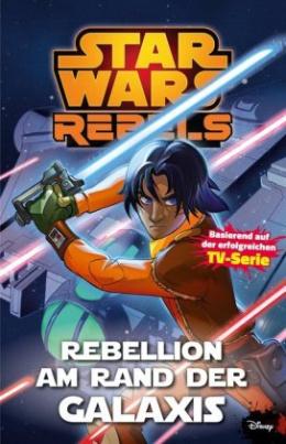 Star Wars Rebels Comic - Rebellion am Rand der Galaxis