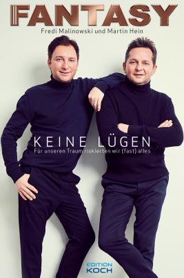 """Biografie Fantasy """"Keine Lügen"""""""