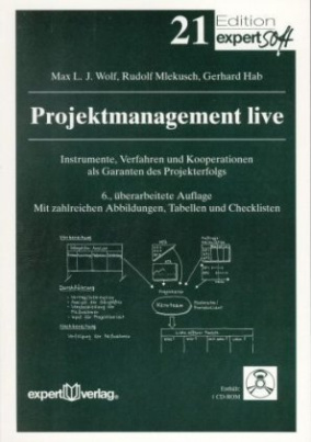 Projektmanagement live, m. CD-ROM