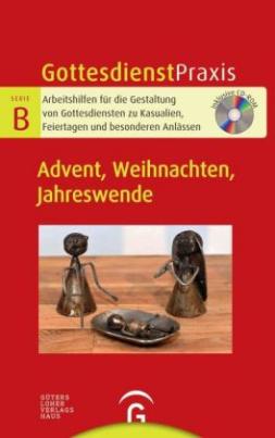 Advent, Weihnachten, Jahreswende, m. CD-ROM