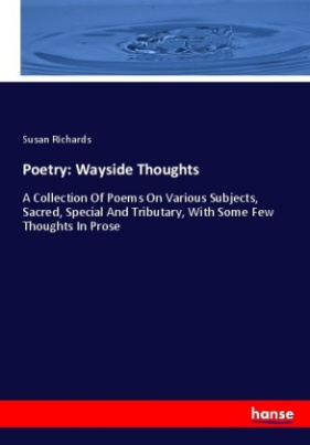 Poetry: Wayside Thoughts