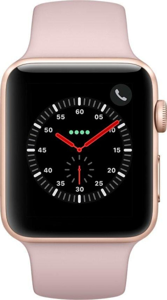 "APPLE Smart Watch ""Watch Edition Series 3"" (GPS + Cellular, 42 mm Keramikgehäuse, weiß)"