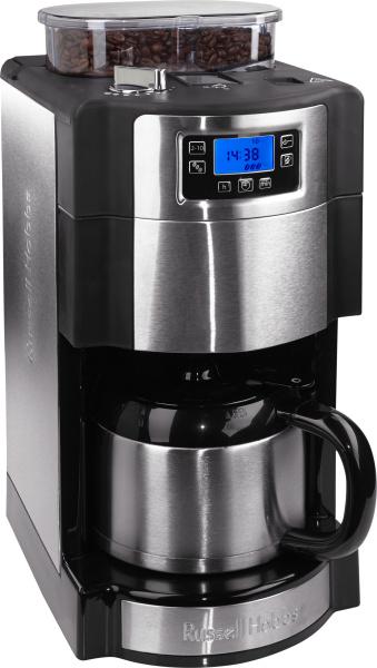 """RUSSELL HOBBS Kaffeemaschine """"Grind & Brew 21430-56"""" (mit Mahlwerk)"""