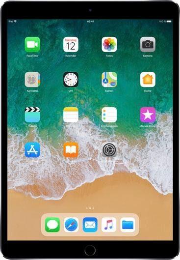 """APPLE Tablet """"iPad Pro"""" (10,5 Zoll, Wi-Fi 512 GB, grau)"""