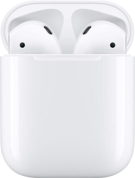 "APPLE Kopfhörer ""AirPods"" (inkl. Charging Case, Bluetooth, 2019)"