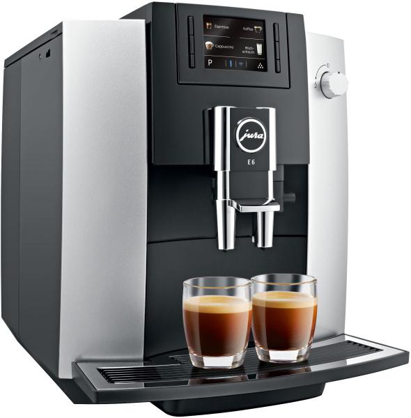 """JURA Kaffeevollautomat """"15058 E6"""" (15 bar, Kegelmahlwerk)"""