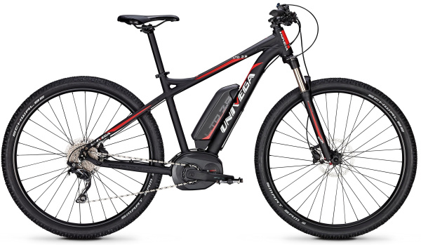 "UNIVEGA E-Bike ""LTD 2.9"" (MTB, 29 Zoll, 10 Gänge, Mittelmotor)"