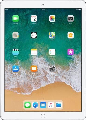 """APPLE Tablet """"iPad Pro"""" (12,9 Zoll, Wi-Fi 64 GB, silberfarben)"""