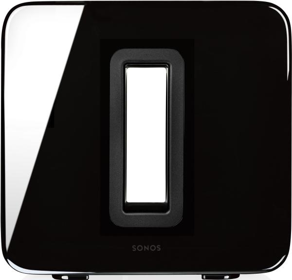 """SONOS Multiroom-Subwoofer """"Sub"""" (schwarz)"""