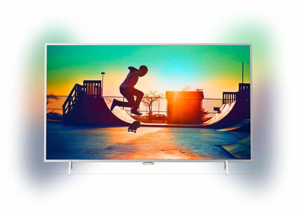 "PHILIPS Fernseher ""55PUS6452"" (139 cm/55 Zoll, 4K Ultra HD, Smart-TV, Ambilight)"