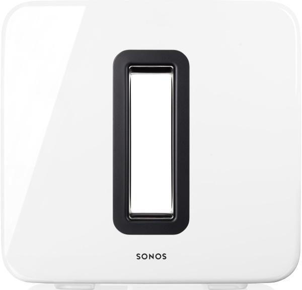 """SONOS Multiroom-Subwoofer """"Sub"""" (weiß)"""