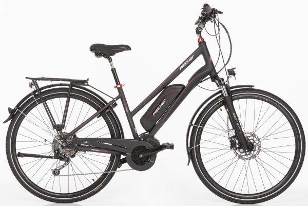 """FISCHER Trekking E-Bike """"ETD 1820 Ready"""" (Damen, 28 Zoll, 9 Gänge)"""