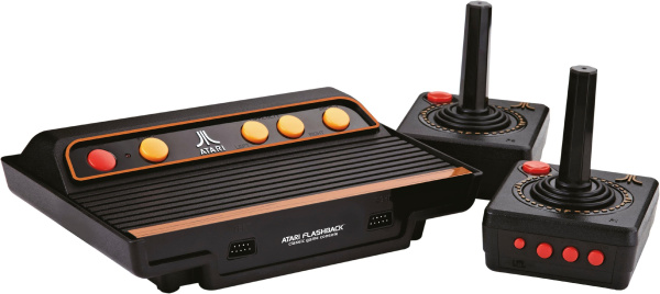 "ATARI Retro-Konsole ""Flashback 9 Gold"" (HD, 2019 Edition)"