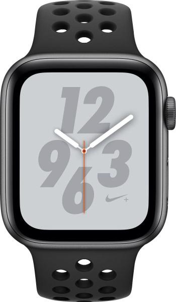 "APPLE Smartwatch ""Nike+ Series 4"" (GPS, 44mm, Aluminiumgehäuse, Schwarz)"