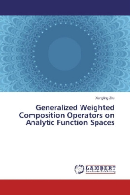 Generalized Weighted Composition Operators on Analytic Function Spaces