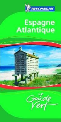 Michelin Le Guide Vert Espagne Atlantique