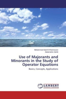 Use of Majorants and Minorants in the Study of Operator Equations