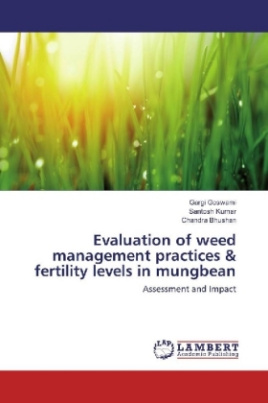 Evaluation of weed management practices & fertility levels in mungbean