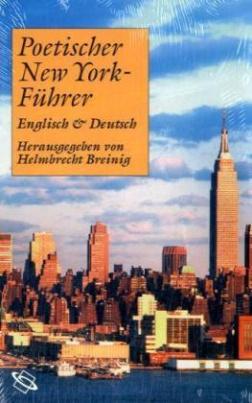 Poetischer Venedig-Führer. Poetischer New York-Führer. Poetischer Athen-Führer, 3 Bände