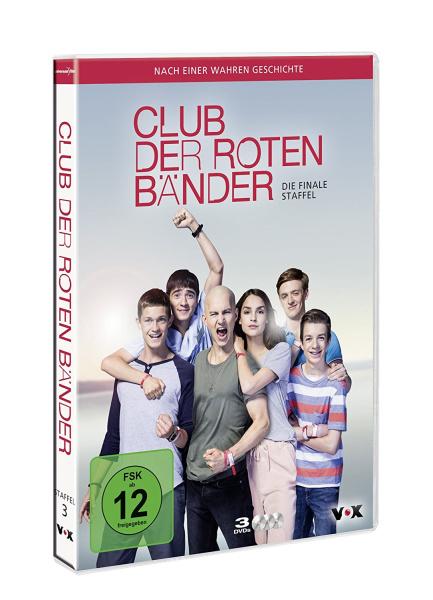 3 Staffel Club Der Roten Bänder