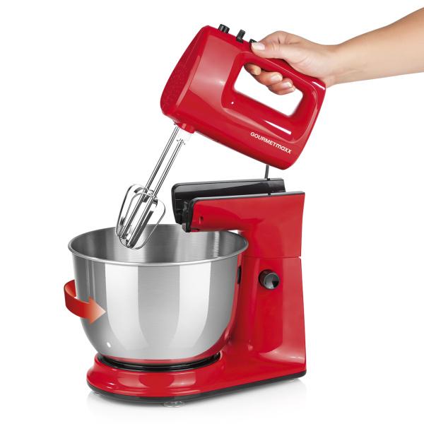 küchenmaschine mit handmixer