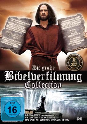 Die große Bibelverfilmung Collection + Jesus Christus - Der Weg des Herrn