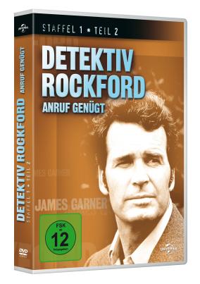 Detektiv Rockford - Anruf genügt: Folgen 13-24