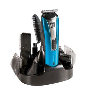 Multifunktions-Haarschneidemaschine mit Akku 12 tlg