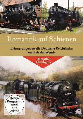 Erinnerungen an die Deutsche Reichsbahn zur Zeit der Wende