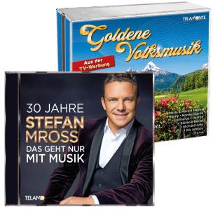 30 Jahre - Das geht nur mit Musik + Goldene Volksmusik
