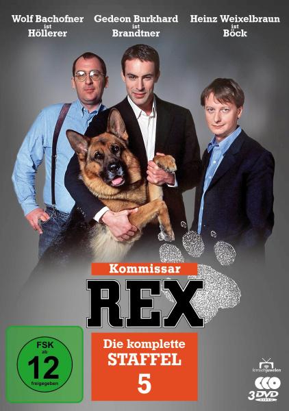 kommissar rex staffel 5