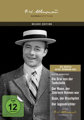 F.W. Murnau: Die große Heinz Rühmann Box