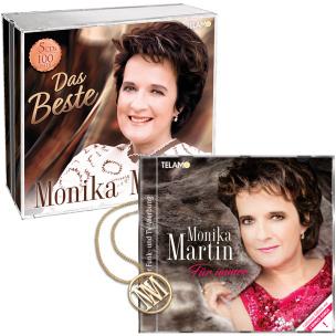 Das Beste + Für Immer + EXKLUSIVE Monika Martin Kette GRATIS!