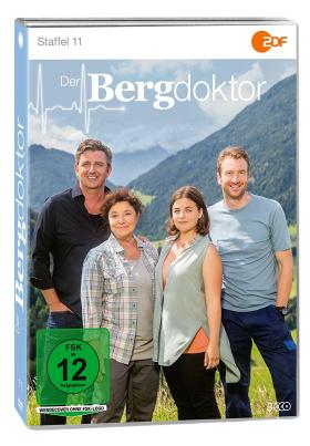 Der Bergdoktor - Staffel 11
