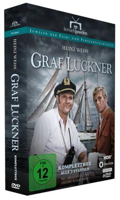 Fernsehjuwelen: Graf Luckner - Komplettbox